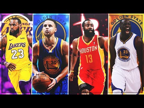 Ranking The Top 10 NBA Players Going Into 2020
