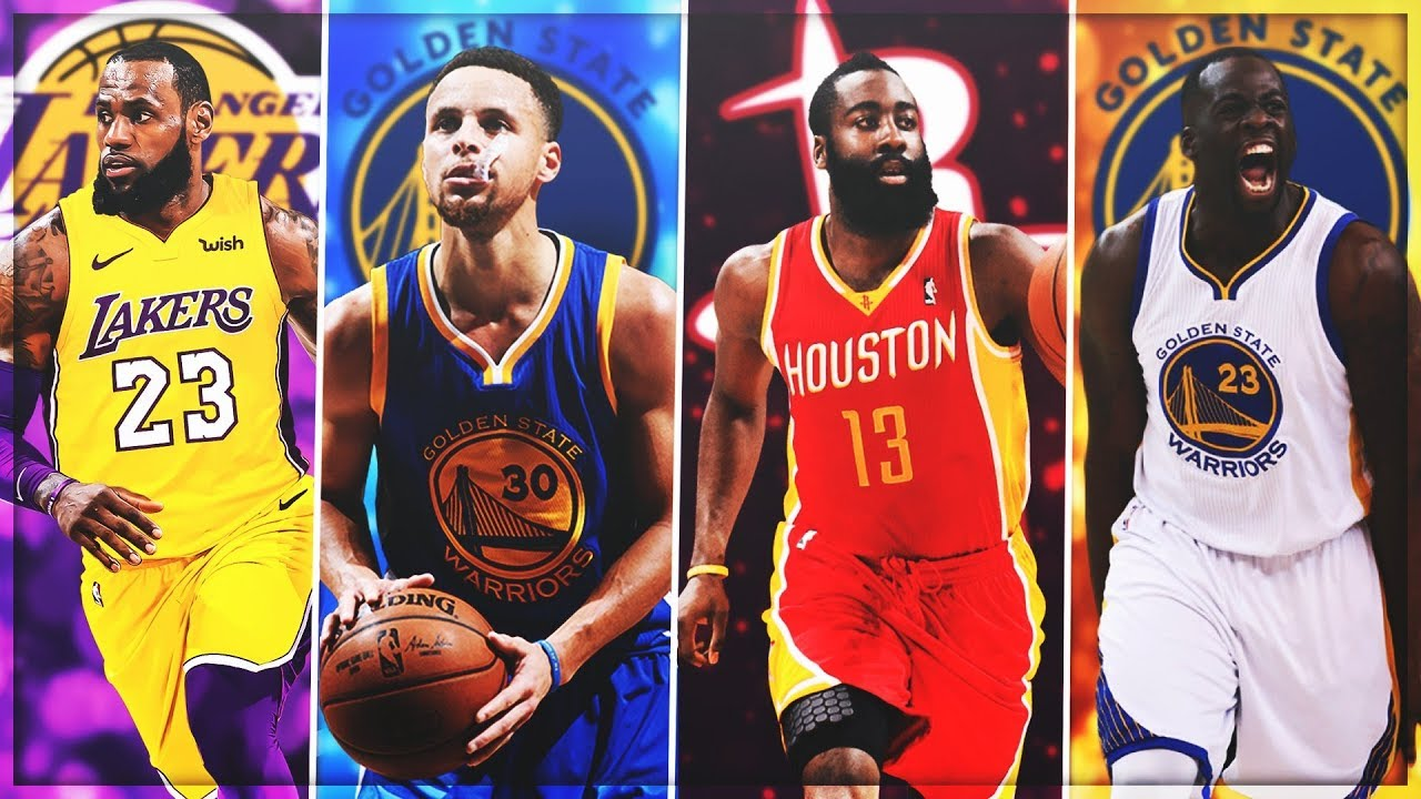 Ranking The Top 10 Nba Players Going Into 2020 Youtube