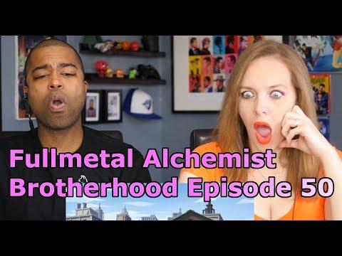 Fullmetal Alchemist: Brotherhood Episode 50