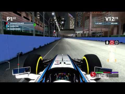 Formula 1 2014 : Corrida Cingapura #28
