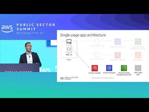 Accelerating App Development with AWS Amplify