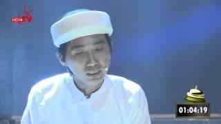Trần Hoàng Gin - Biểu diễn đàn bầu bằng miệng|Bạn có thực tài|Mùa 1| Tập 01