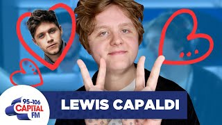 Lewis Capaldi Gushes Over Bromance With Niall Horan 👨‍❤️‍👨 | FULL INTERVIEW | Capital
