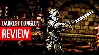 Darkest Dungeon REVIEW | Test zum Dungeoncrawler
