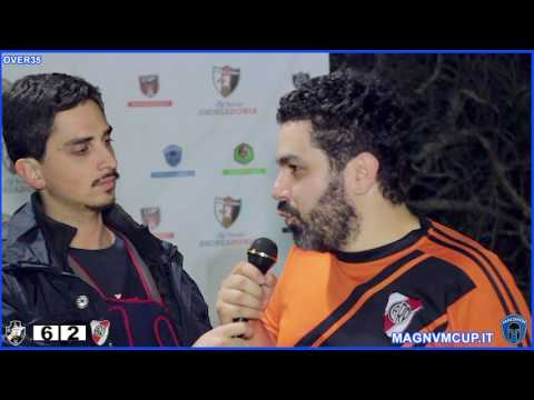Magnvm Cup: River Plate vs Vasco da Gama [hot interviews]