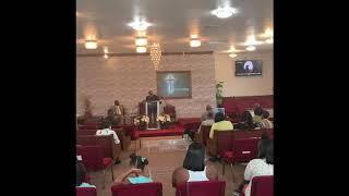 GMBC Sermon 8/9/2020