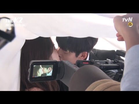 28102016 Yoona-The K2 Episode 10 Kissing BTS (林允儿-The K2第十集亲吻幕后花絮)