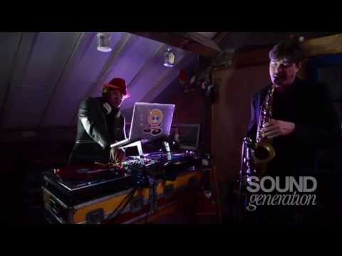 DJ and Saxophone for London & UK Weddings, Events & Parties