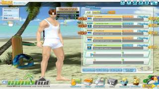 Beach Volleyball Online Gameplay - First Look HD