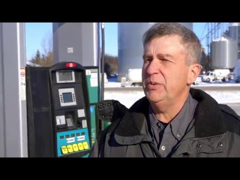 Biodiesel a win-win for farmers coop and its customers