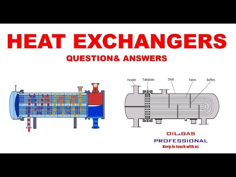 HEAT EXCHANGERS QUESTION& ANSWERS - OIL & GAS PROFESSIONAL