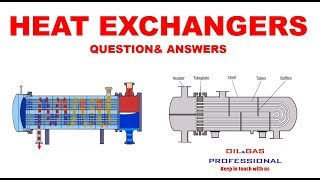 HEAT EXCHANGERS QUESTION& ANSWERS  OIL & GAS PROFESSIONAL