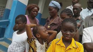 REQUEST FROM THE KOIDU SCHOOL FOR THE BLIND TO CONCERNED WOMEN KONODISTRICT