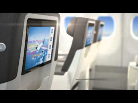 Discover Air Transat's New Cabin