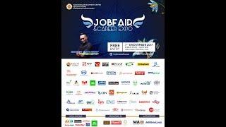 Daftar Perusahaan Job Fair Jogja 7 - 8 Nov 2017 Gd.GSP UGM