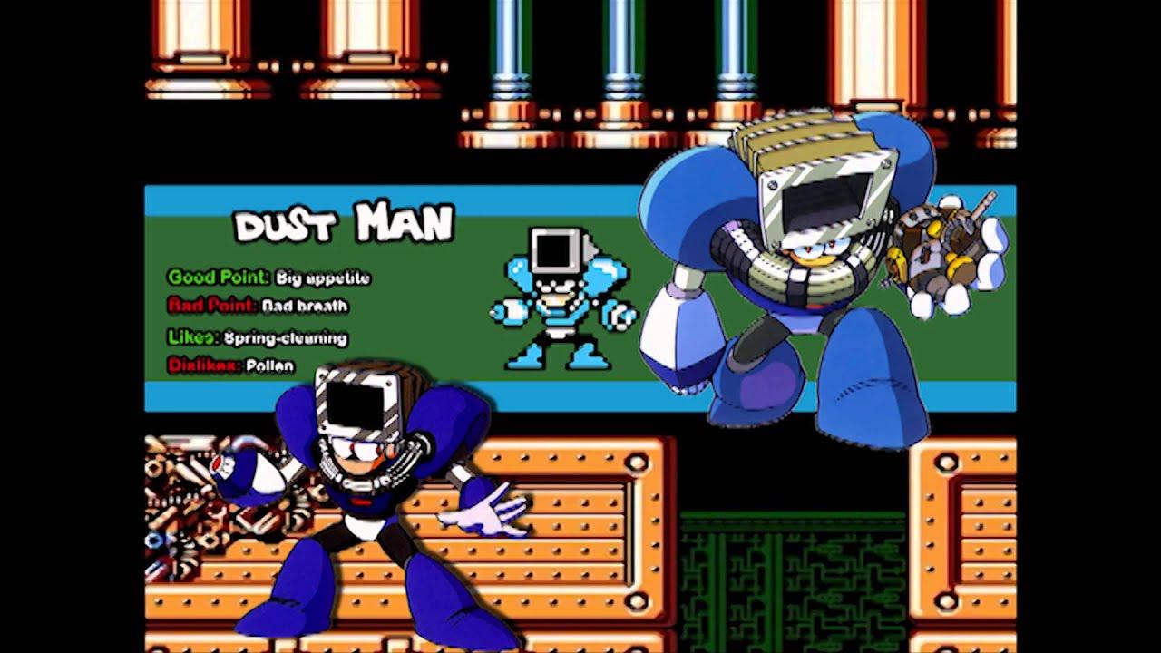 Mega Man 4 OST: Dust Man