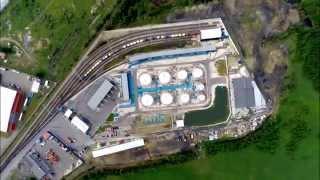 Сбор и удаление жиров и нефтепродуктов с поверхности воды нефтесборщик