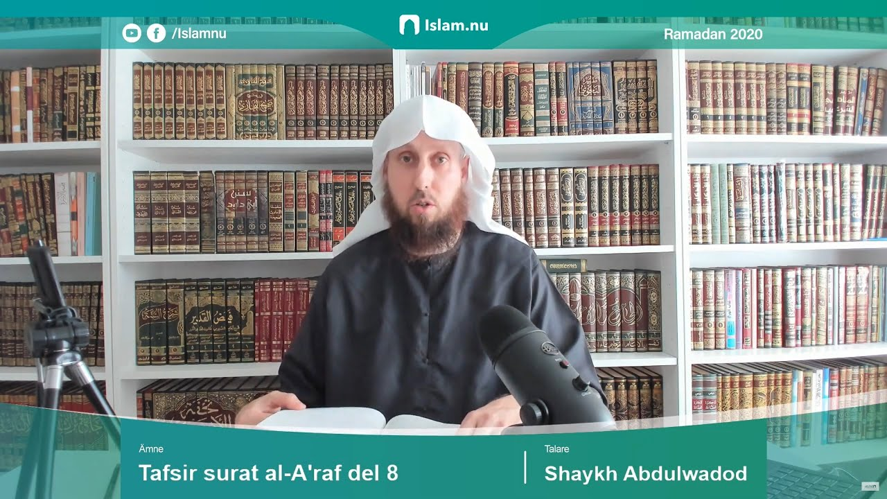 Tafsir surat al-A'raf del 8