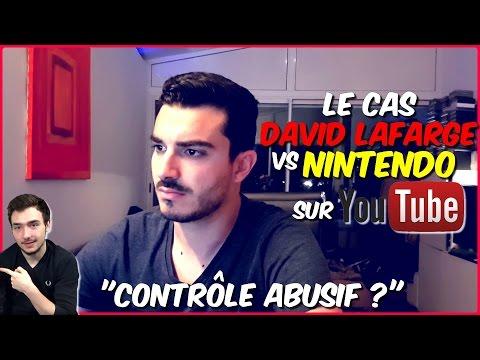 Le cas David Lafarge face à Nintendo/The Pokémon Company sur Youtube - Abus de restrictions ?