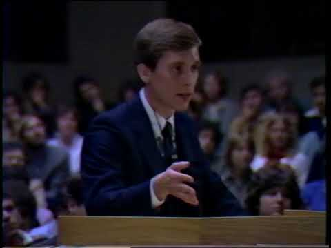 Ames Moot Court Competition 1982
