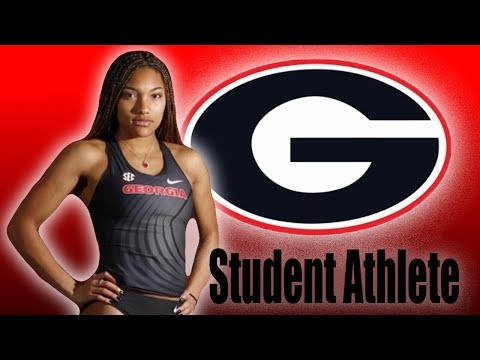A Day in The Life of a Student Athlete *UGA* |Tara and Hunter|