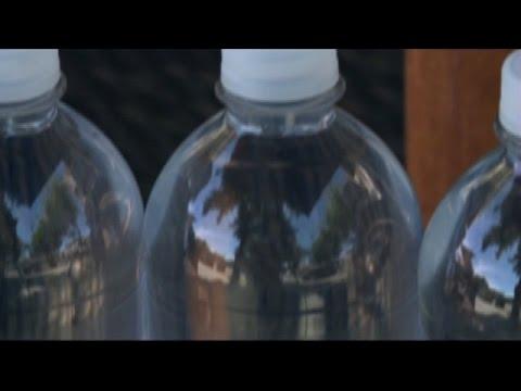 School bans bottled water