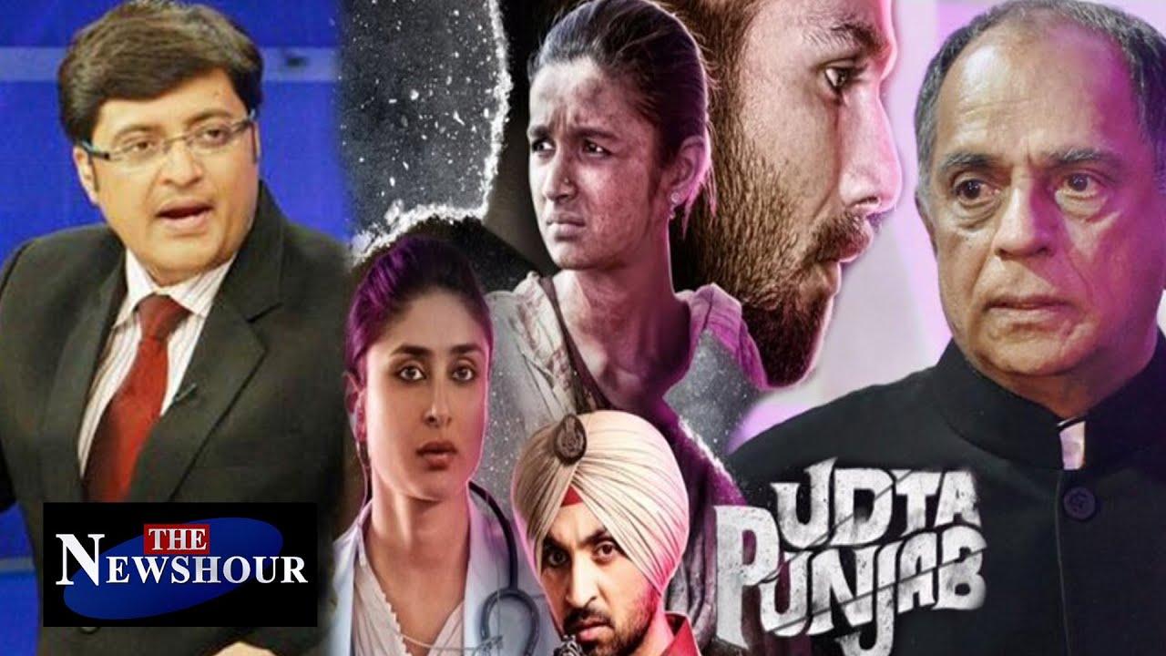 Download Sack Pahlaj Nihalani - 89 Cuts VS 1 Cut : The Newshour Debate (13th June 2016)