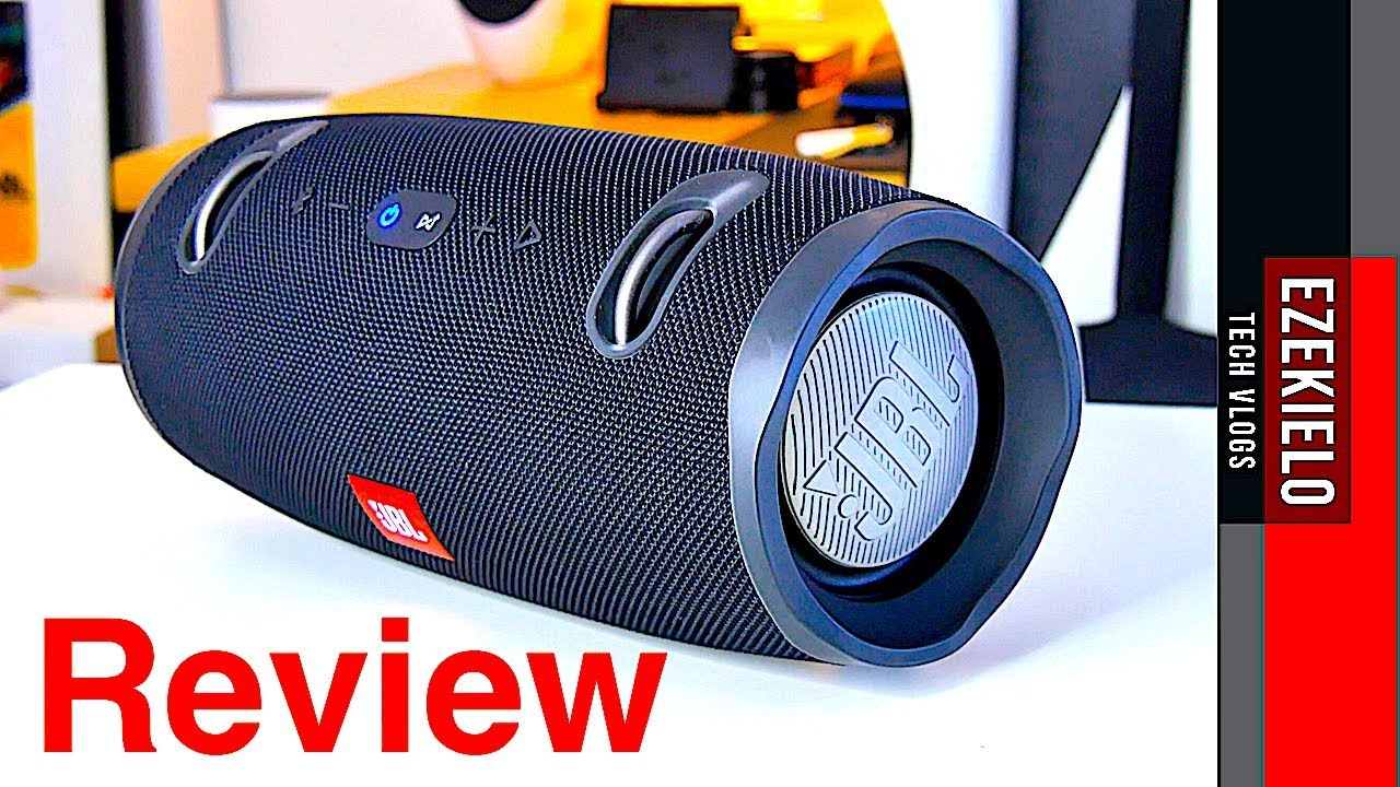 JBL Xtreme 2 REVIEW : Worth upgrading from Xtreme?