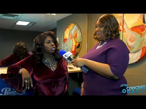 "Interview: Angie Stone drops knowledge about her new ""Presents"" compilation, new T.V. roles and more"