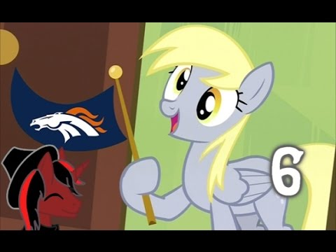 MLP Let's Play - Super Pony All-Stars (SP2) - Part 06 - Derpy: Ultimate Football Star