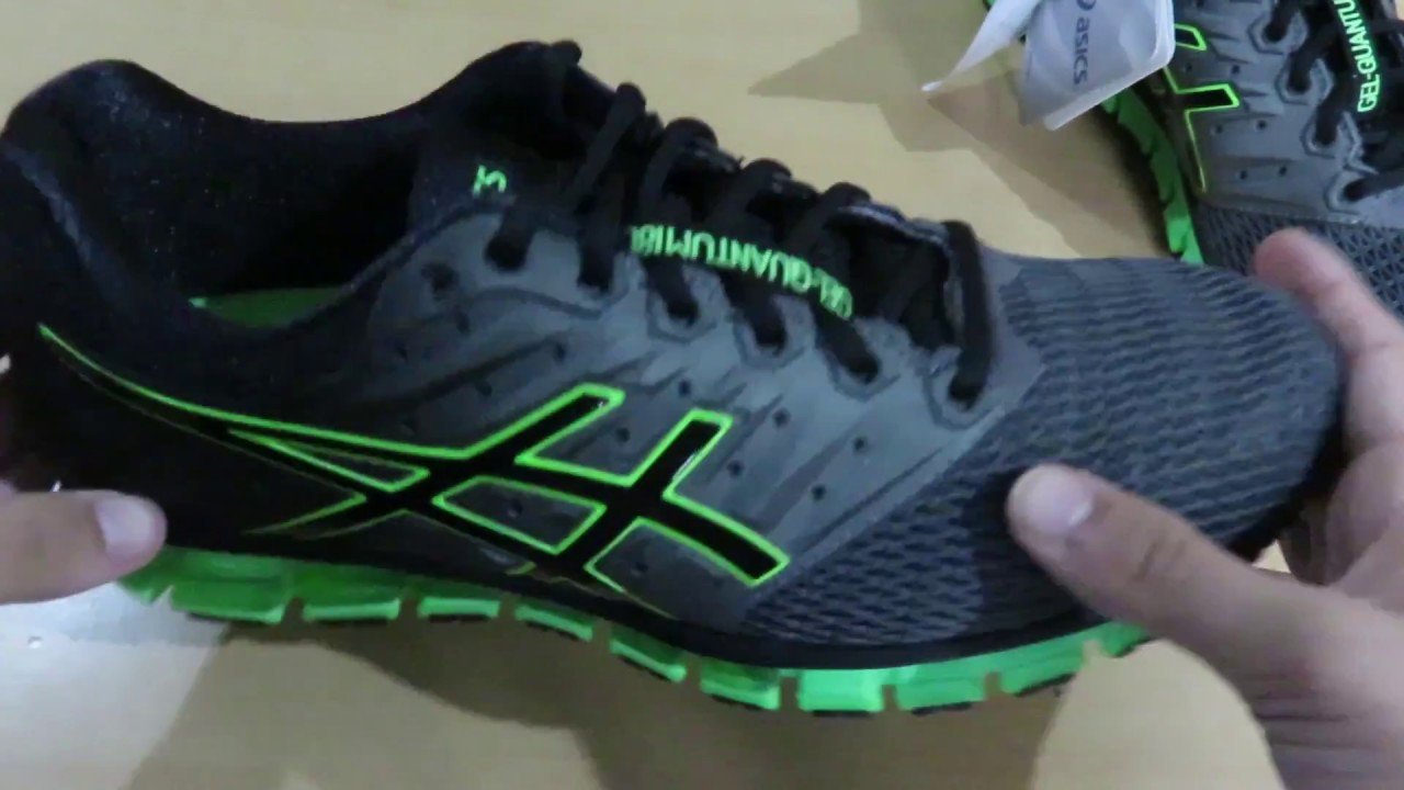 Unboxing my new Asics Gel Quantum 180 2 Shoes!!