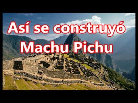Así se construyó Machu Picchu, Perú. (ingeniería asombrosa) Multilingual subtitles