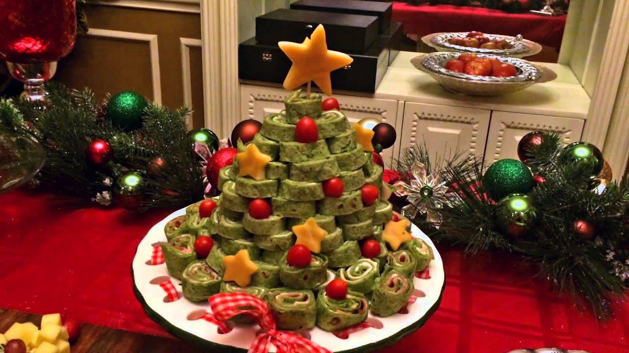 Botanas para la cena de navidad youtube - Ideas de cena de navidad ...