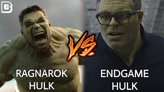 Professor Hulk Vs Incredible Hulk | Avengers Endgame In Hindi | BlueIceBear