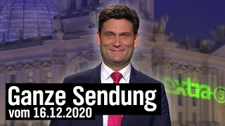 Extra 3 vom 16.12.2020 mit Christian Ehring | extra 3 | NDR
