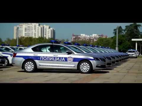 17. septembar 2017 Svecana primopredaja vozila MUP- 2
