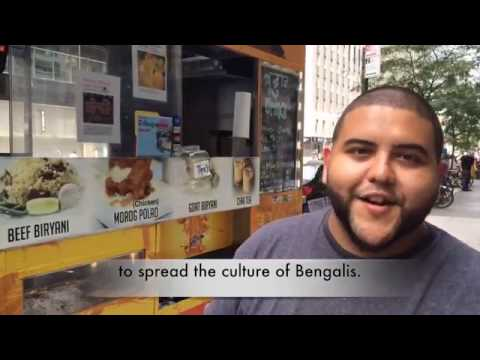 Puran Dhaka Bengali Street Food - 2016 Vendy Awards Rookie of the Year Nominee