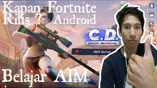 The wait for Fortnite to learn Aim first-Creative Destruction