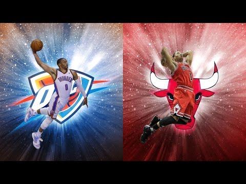 Russell Westbrook vs Derrick Rose Top 10 Career Dunks