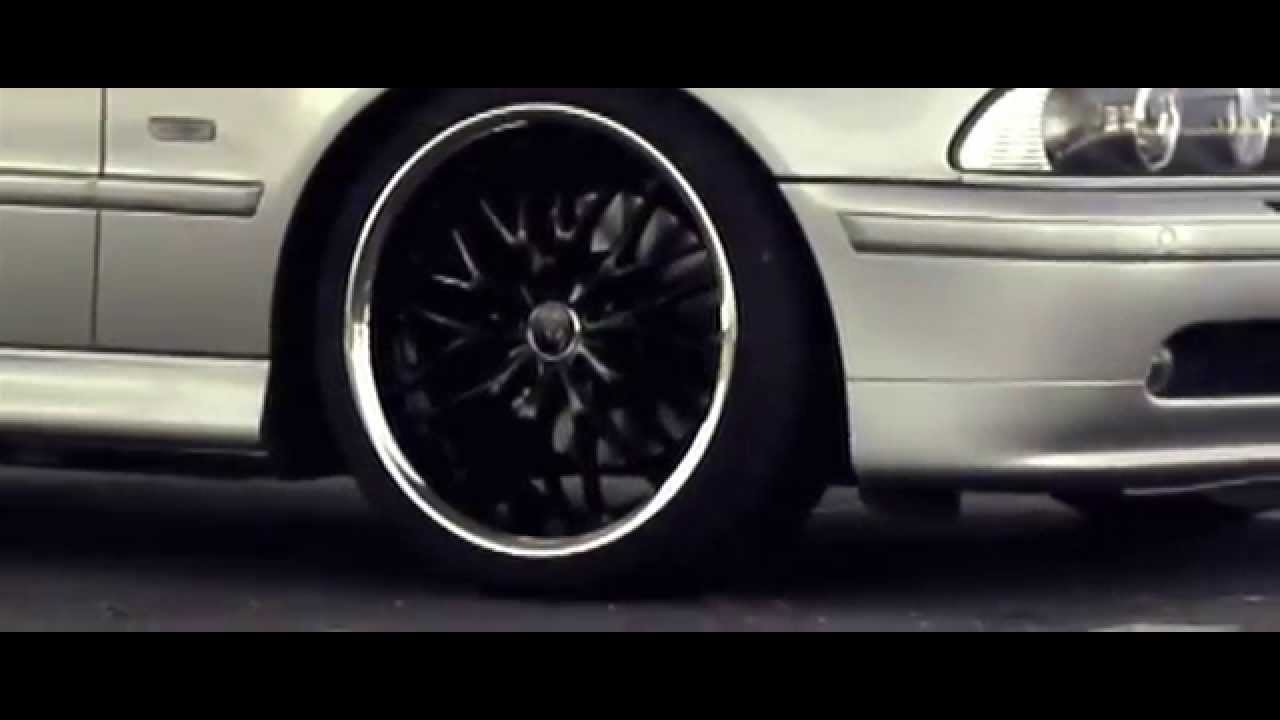 bmw e39 530d with barracuda voltec t6 rims youtube. Black Bedroom Furniture Sets. Home Design Ideas
