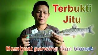 Membuat pancing ikan blanak Jitu