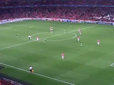 Arsenal Vs Celtic August 2009