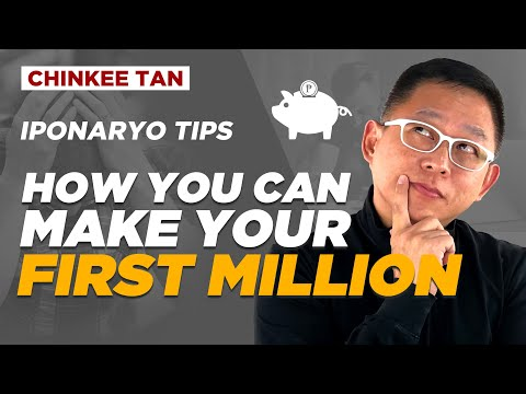 CHINKEE TAN'S YAMAN TIPS: How You Can Make Your First Million