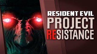 Novo Residente Evil oficialmente anunciado, Project Resistence, vai ser bom?