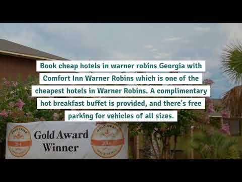 Best And Cheap Hotels In Warner Robins Georgia