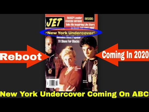 New York Undercover - (Reboot) New York Undercover Set To Return On ABC