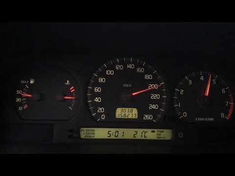 Volvo C70 T5 Top Speed