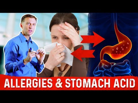 Allergies Start from the Stomach: Here's Why..