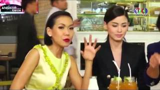 Thai TV today | Thai media this week 2015 | Thai star enterview show | Thai entertainment #1