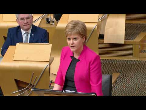 First Minister's Questions - Scottish Parliament: 16th March 2017